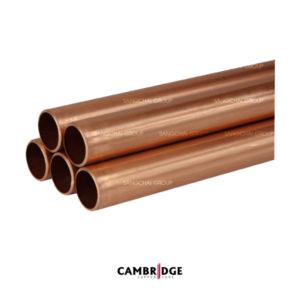 ท่อทองแดง type m แบบเส้น
